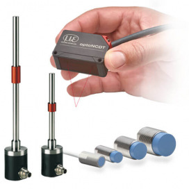 Sensors for precise measurement of displacement and position