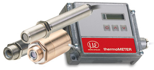 Infrared temperature sensors for universal measurements