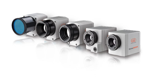 Thermal imaging cameras for automation and control