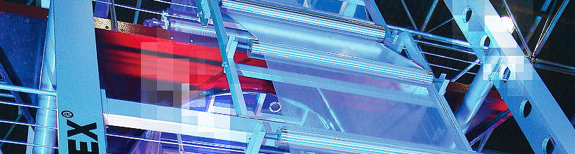 Measurement and inspection systems for extrusion, injection moulding and calendering